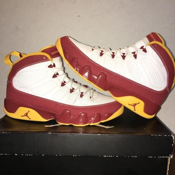 Jordan Shoes   Jordan 9 Crawfish Size